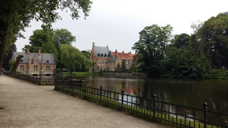 A spasso tra la caotica Bruxelles e la romantica Bruges! giugno 2016