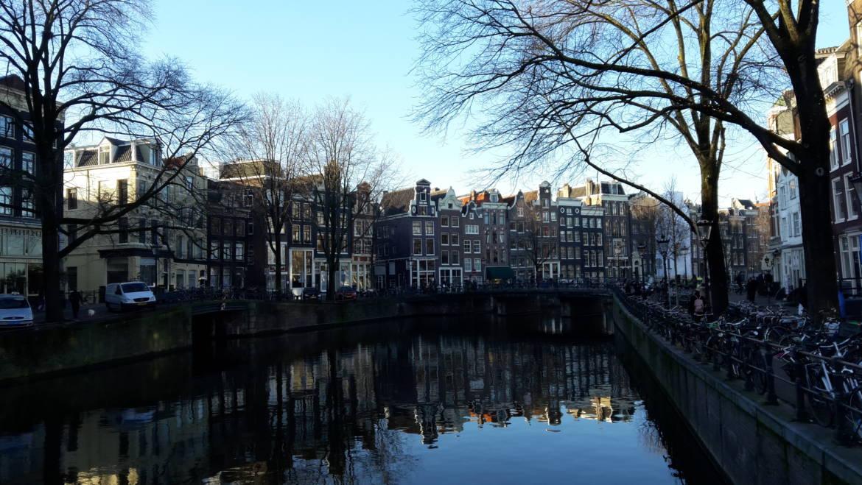 Amsterdam & il Festival delle luci gennaio 2017