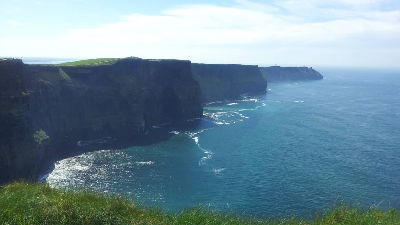 Cliffs of Moher, magica natura d'Irlanda