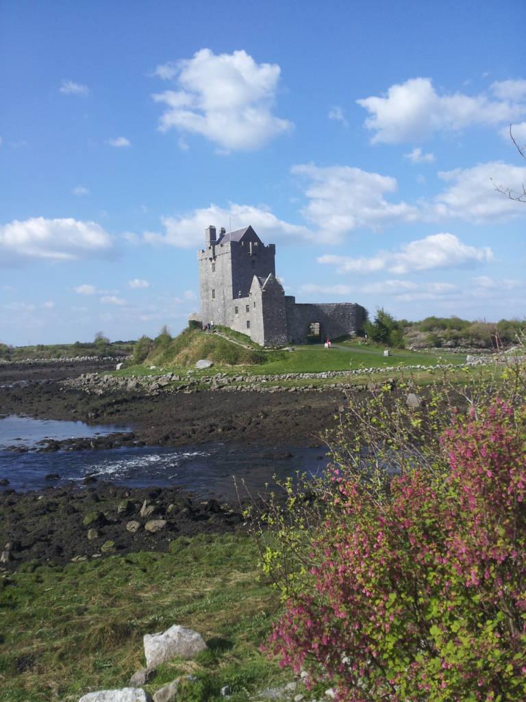 dunguaire castle kinvarra