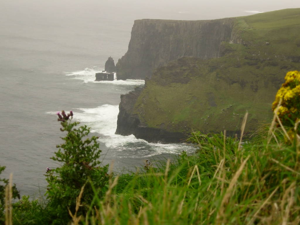 cliffs of moher - Hag's Head