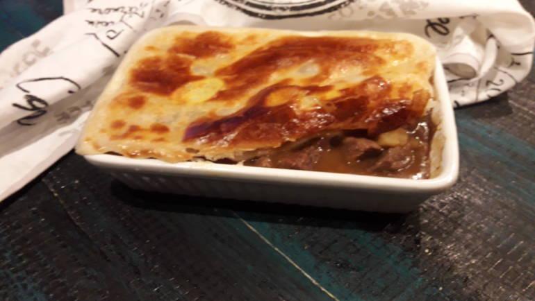 Beef Guinness pie, storica ricetta irlandese