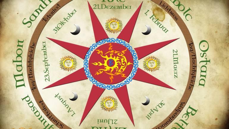 Yule: la festa celtica della luce