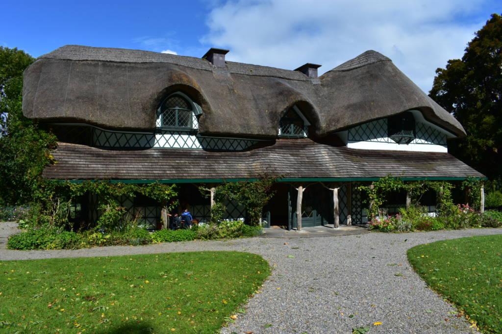 swiss cottage Irlanda