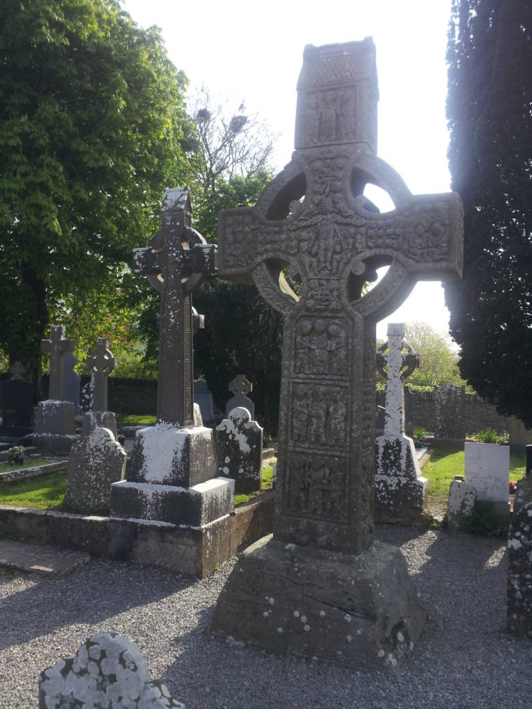 croce celtica Monasterboice
