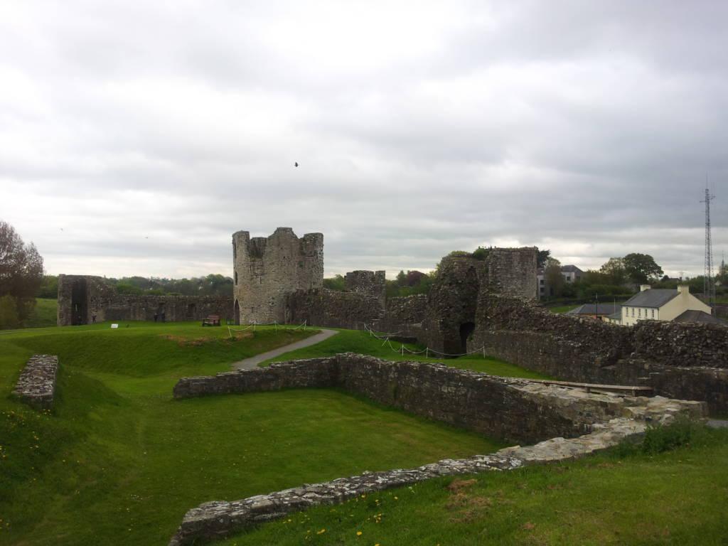 Trim castle oltre il mastio