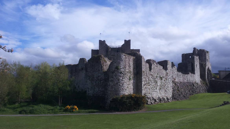 Il Trim Castle una fortezza dal cuore impavido