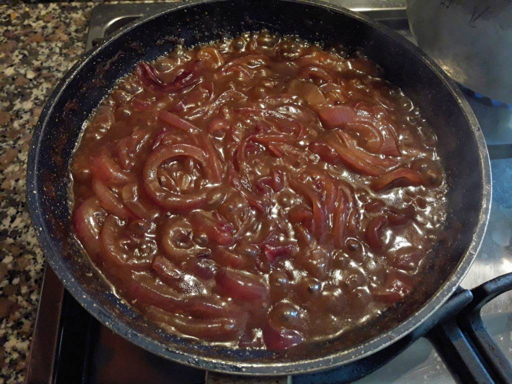 stout onion gravy