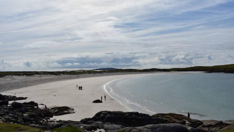 Dog's bay, i caraibi in una spiaggia d'Irlanda