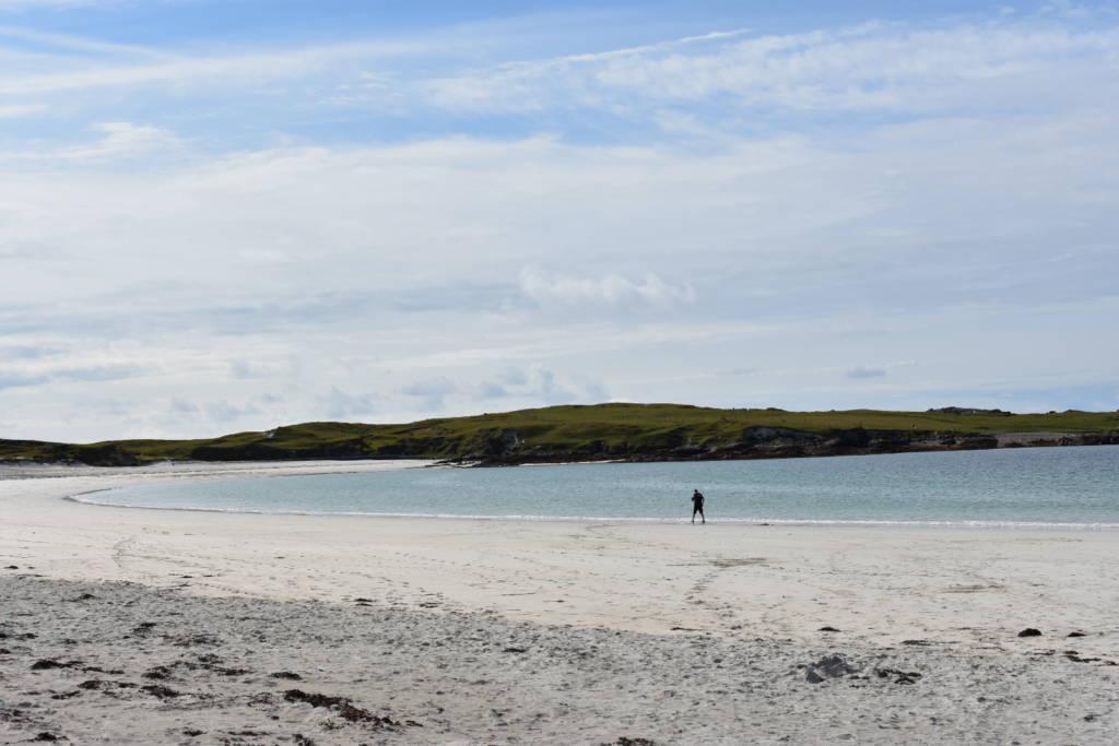 dog's bay spiaggia bianca
