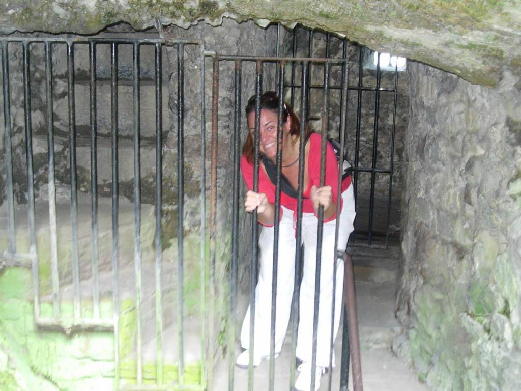 Le celle di Cahir castle