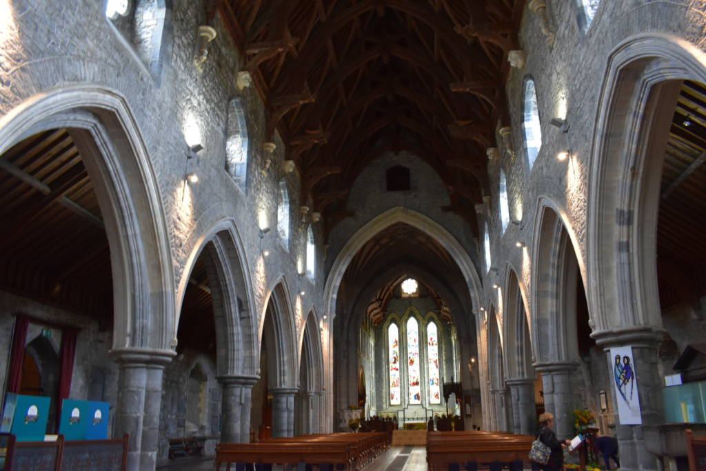 st canice cathedral kilkenny