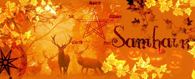 La festa di Samhain in Irlanda