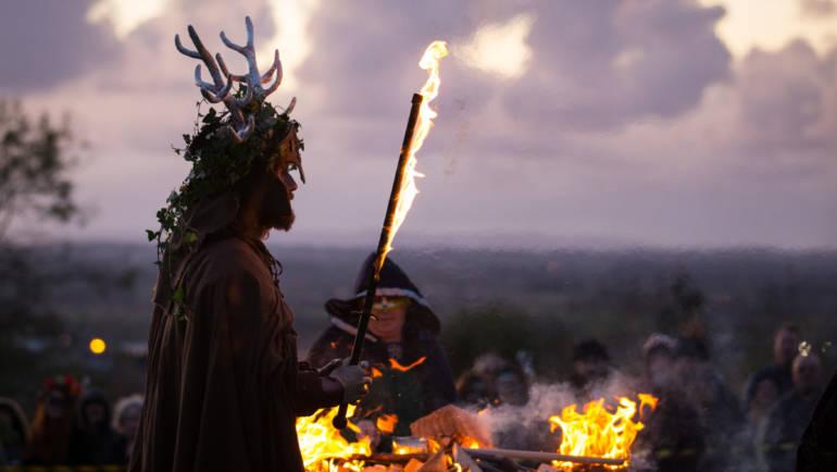 Festa celtica di Samhain o All Hallow's Eve