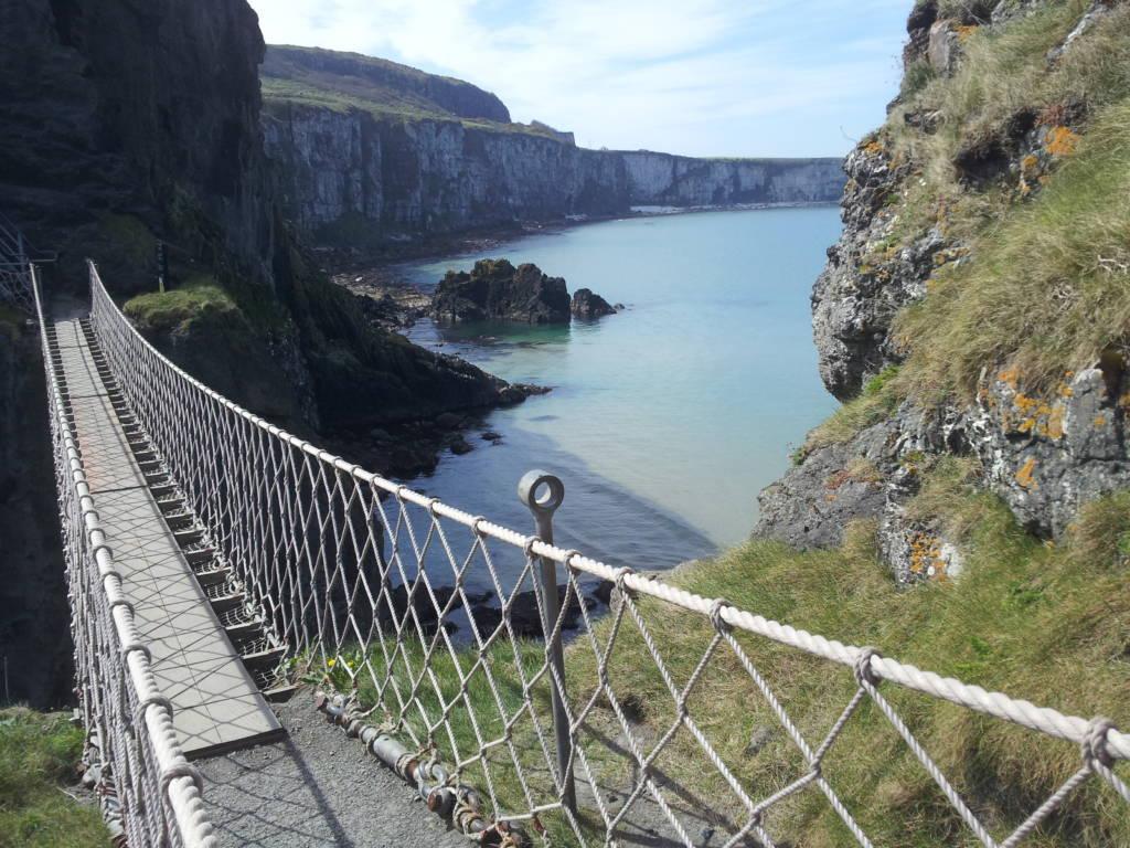 Carrick-a-rede Irlanda
